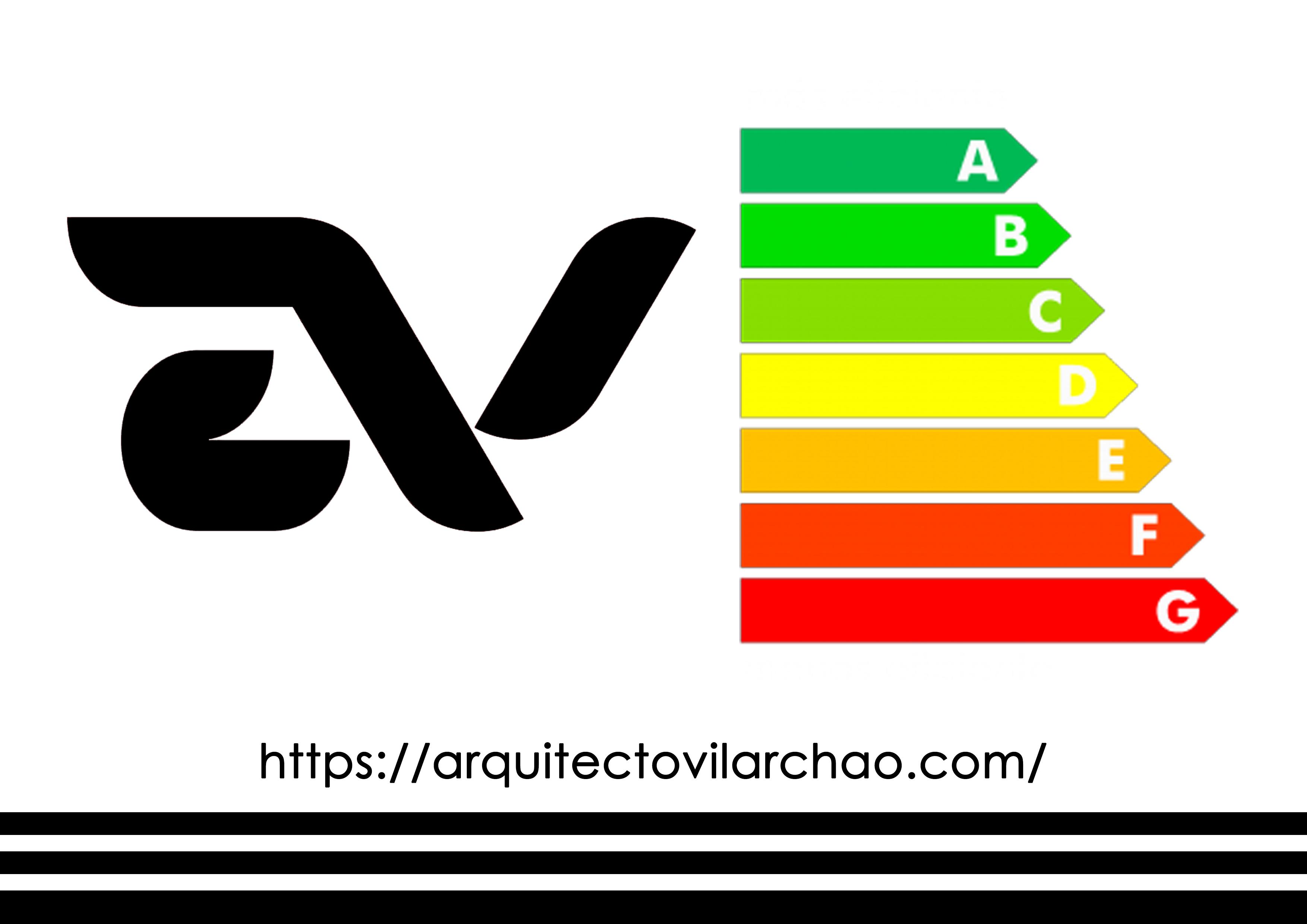 Arquitecto Vilarchao posee una experiencia con más de 1000 certificados energéticos realizados.