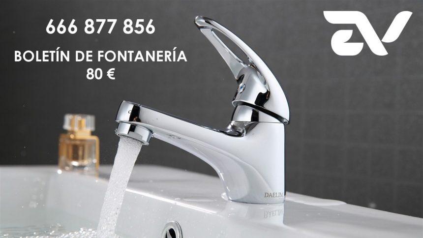 Boletn Fontanera Jerez