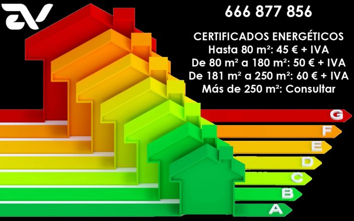 Oferta Certificado Energtico jerez